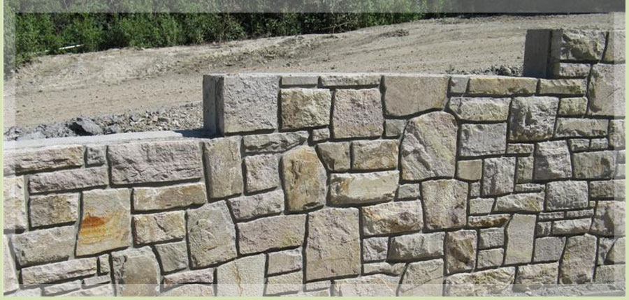 Kettle Valley Stone Fieldstone Veneer Masonry Veneer Natural